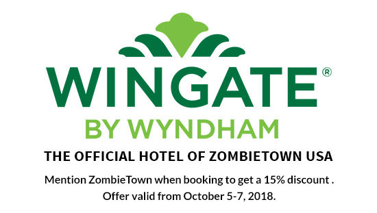Wingate ZombieTown Discount